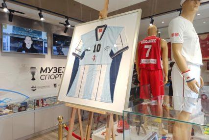 U Muzeju sporta u Banjaluci otvorena nova postavka: Đoković, Maradona i Pele na jednom mjestu