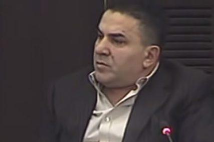 POLICIJA GA PRONAŠLA U HOTELU Uhapšen Naser Keljmendi