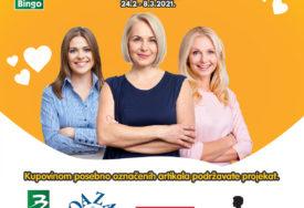 Bingo i partneri u okviru osmomartovskog projekta dodjeljuju GRANTOVE ZA POKRETANJE BIZNISA