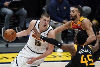 JOKIĆ VODI Srpski košarkaš prvi u trci za najkorisnijeg igrača NBA sezone