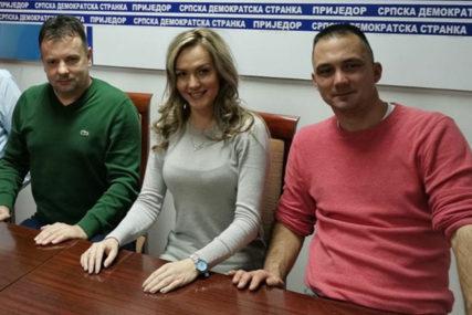 """""""ODLUKA JE NAMETNUTA"""" Prijedorski odbornici iz SDS ne prihvataju novog predsjednika GO"""