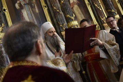 Patrijarh Porfirije služi liturgiju u manastiru Prohor Pčinjski koji slavi veliki jubilej (FOTO)