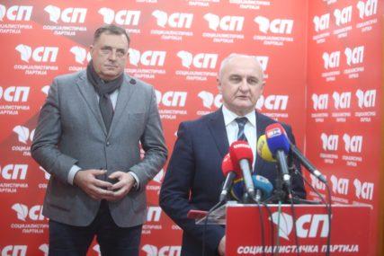 """""""Svjesni smo izazova koji su pred nama"""" Dodik poručio da VLAST NIJE OSLABLJENA i da nastavljaju raditi u interesu Srpske"""