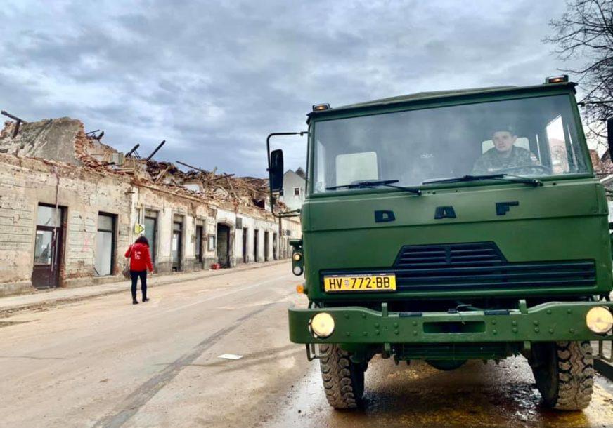 Katastrofalne posljedice zemljotresa: Banija nestaje, ostaće samo pusta Banovina