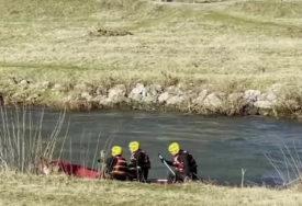 PET DANA BEZ REZULTATA Spasioci još uvijek tragaju za tijelom tinejdžerke koja je upala u rijeku