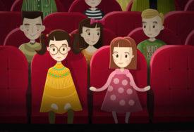 Nevid teatar predstavio animirani POZORIŠNI BONTON za djecu i odrasle (VIDEO)