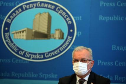 """""""Ukoliko dođe do pogoršanja epidemiološke situacije imamo rezervni plan"""" Damjanović poručuje da će časovi u Srpskoj trajati 45 minuta"""