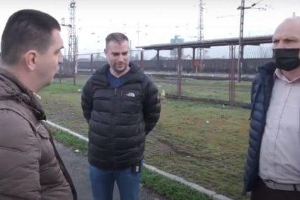 """""""RAZBIĆU VAS OD BETON"""" Policiji prijavljene prijetnje novinarima, ali i  neovlašteno snimanje"""
