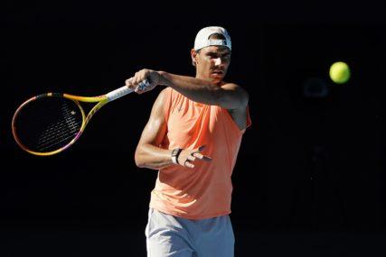 PROBLEMI SA LEĐIMA Nadal ne igra protiv Australije