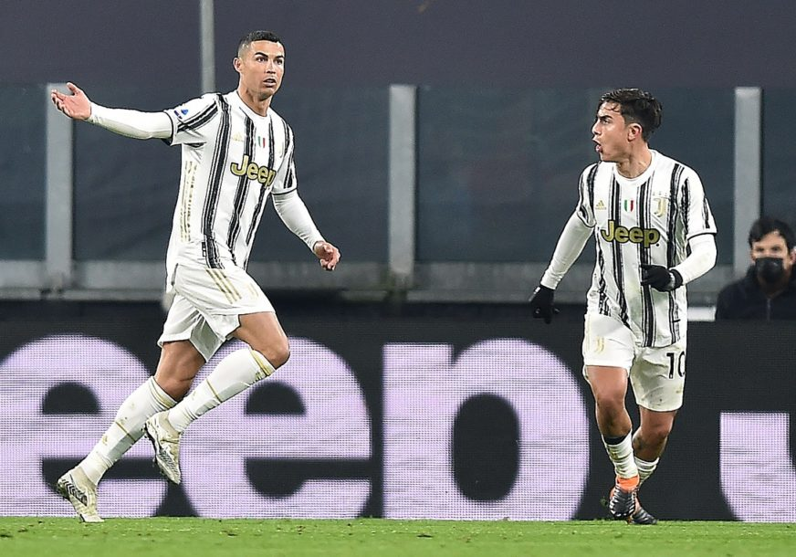 TRKA SA DIBALOM Ronaldo treći najbolji strijelac Juventusa u 21. vijeku