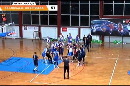 NEMILE SCENE Meč Prve lige Republike Srpske prekinut zbog tuče (VIDEO)