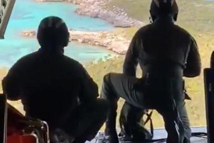 PREŽIVJELI NA PUSTOM OSTRVU Dva muškarca i žena spašeni 33 dana nakon što im je potonuo čamac (VIDEO)