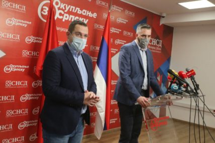 """""""POŠTUJEMO NOVINARE"""" Održan Otvoreni forum SNSD sa predstavnicima medija (FOTO)"""