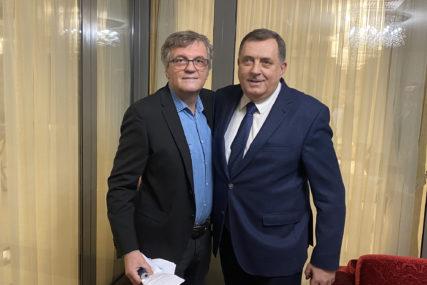 Dodik sa Kusturicom: Saglasni da treba jačati kulturnu scenu Republike Srpske