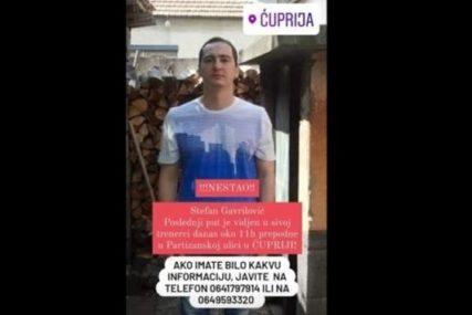 TRAGIČAN KRAJ POTRAGE Stefan je prije dva mjeseca nestao usred dana, a sada je pronađen mrtav