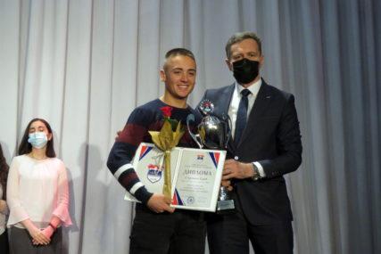 Strahinja Erić najbolji sportista Pala