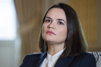 Tihanovskaja: Pritisak na Lukašenka će se pojačavati iz dana u dan