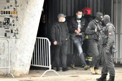 OSTAJU IZA REŠETAKA Produžen pritvor Belivuku, Miljkoviću i ostalim uhapšenim članovima klana