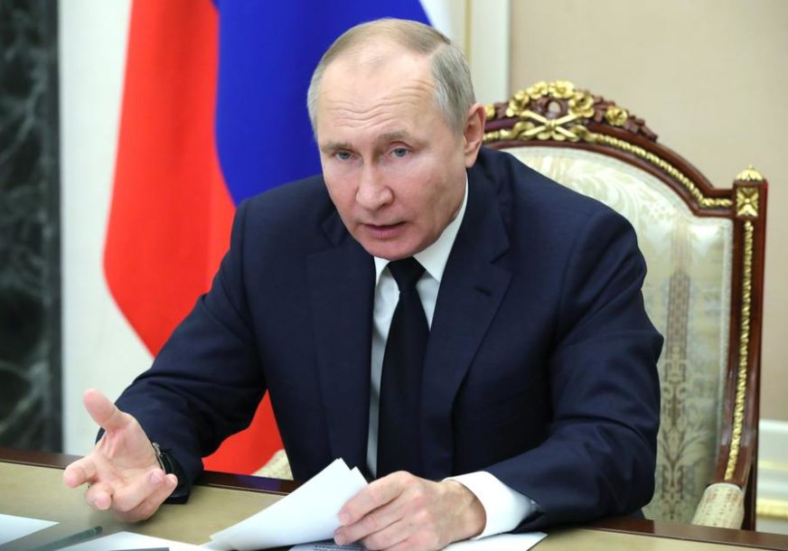 Putin: Rusija i Evropa da se UJEDINE u borbi protiv korone