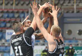 NOVI PORAZ PARTIZANA Zadar slavio nakon produžetka