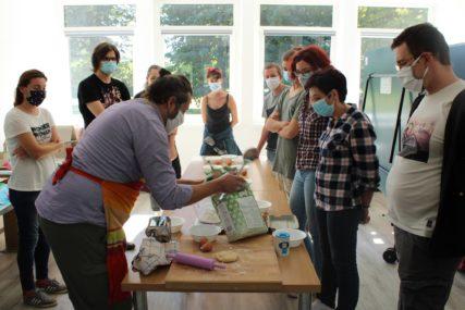 """""""Zdravo da ste"""": Umjetnost i omladinski rad jači od pandemije"""
