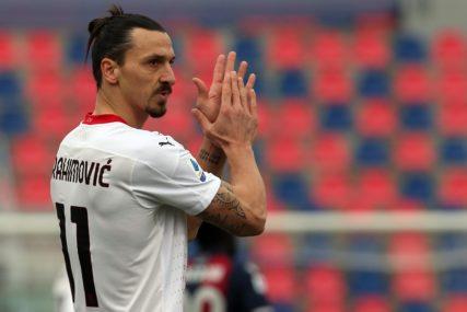 ZLATAN SE OPUSTIO Švedski napadač nakon golova uživao uz srpsku muziku (VIDEO)