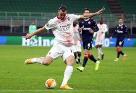Mančester Junajted čeka Milan, Dinamo na Totenhem