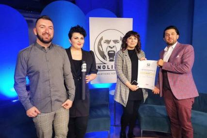"Zlato u kategoriji ""Dobrobit društva"" za Play Team na No Limit festivalu (VIDEO)"
