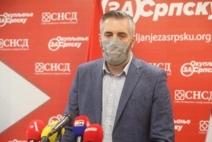 Rajčević: Apelacija bošnjačkih delegata u Vijeću naroda Republike Srpske  politikantska