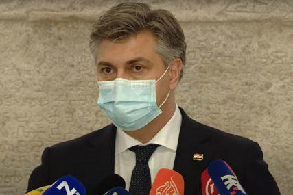 """Plenković oštro poručuje """"Izjave Milanovića neosnovane, politički primitivne"""""""