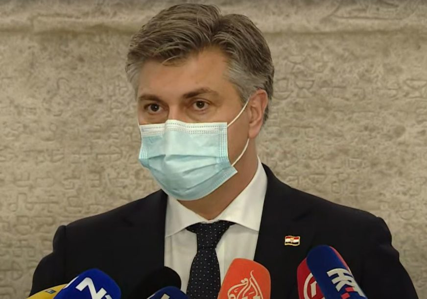 Plenković poručio: Hrvatska nastavlja da vakciniše Astrazenekom