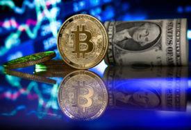 Promjene na tržištu: Bitkoin izgubio 10 odsto vrijednosti
