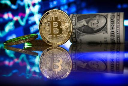 STRELOVIT RAST KRIPTOVALUTE Bitkoin prešao granicu od 50.000 dolara
