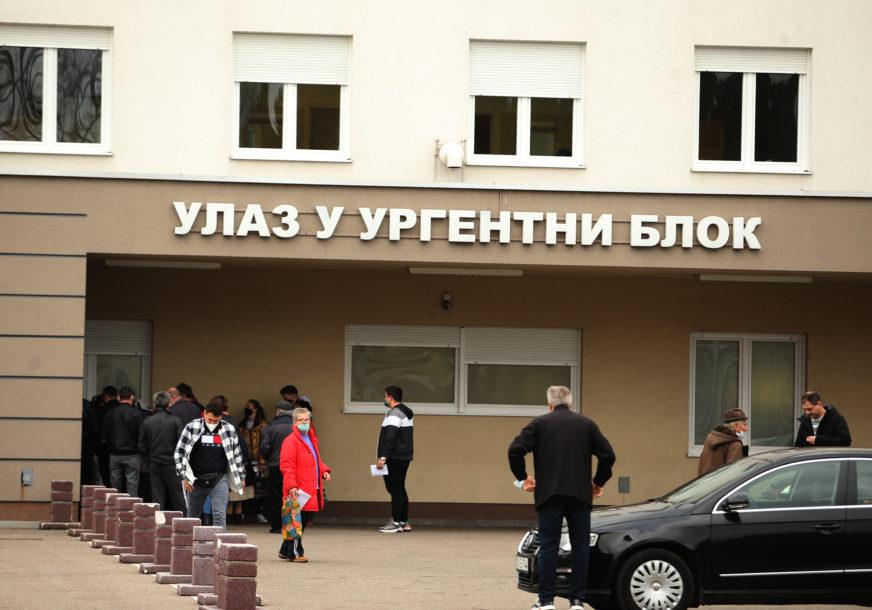 Većina ima tešku kliničku sliku: U kovid bolonicama u Bijeljini 33 pacijenta