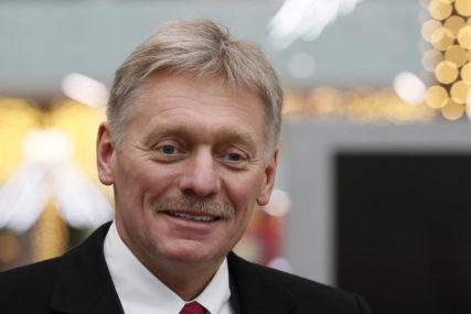 Peskov: Nadamo se da SAD i EU neće uvoditi sankcije Rusiji