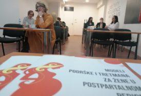 """Udruženje """"EKO-EHO"""": Predstavljena brošura o podršci  ženama u postporođajnom periodu"""