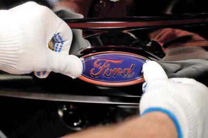 POHOD NA EVROPSKO TRŽIŠTE Ford ulaže milijardu dolara u fabriku električnih automobila u Njemačkoj