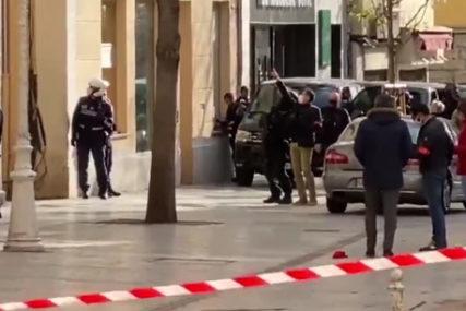 DRAMA U FRANCUSKOJ Odsječena ljudska glava bačena kroz prozor u kutiji, policija na nogama (VIDEO)