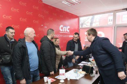 Bez zvanične podrške bilo kojeg kandidata: SPS pozvao građane Doboja da glasaju po svojoj savjesti