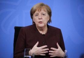 """Merkelova kategorična """"Izbjeći treći talas, vakcina se ne može birati"""""""