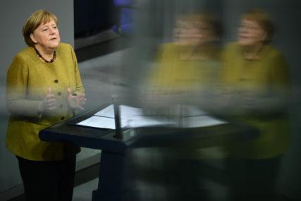 SPORO UBLAŽAVANJE MJERA Merkel: Njemačka je u trećem talasu pandemije
