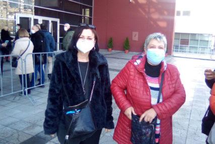 """""""ČIN VRIJEDAN SVAKE HVALE"""" U Beogradu vakcinisani medicinari UKC Republike Srpske"""
