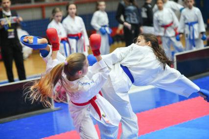 Dvorana Borik domaćin karate turnira: Banjaluka ugostila takmičare iz pet zemalja
