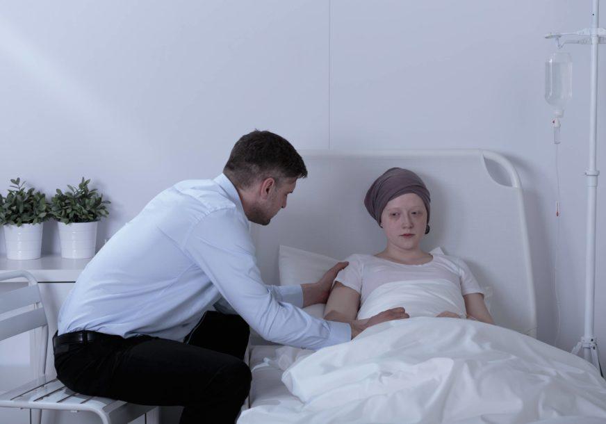BOLEST TEŠKO SPRIJEČITI Od karcinoma obolijevaju djeca svih uzrasta, pacijenti i mališani od 2,5 godine
