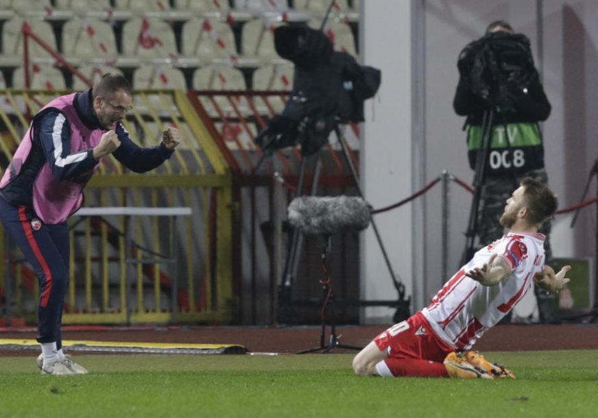 Pred revanš protiv Milana: Sjajne vijesti za Zvezdu
