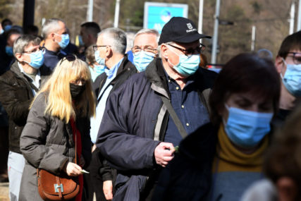EPIDEMIJA NE MIRUJE U Hrvatskoj zaražena 491 osoba, 12 smrtnih ishoda