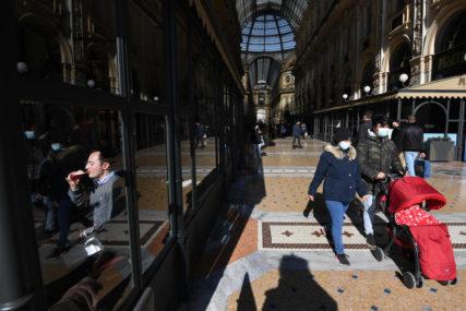 Epidemiološka situacija izmiče kontroli: U Italiji preminule 343 osobe, još 17.083 ljudi zaraženo korona virusom