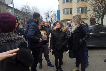 NEZADOVOLJNI PRESUDOM Roditelji stradale Vanje Rudić u borbi za pravdu
