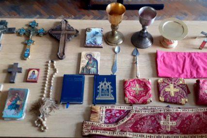 Otkriven lopov: Trebinjac krao predmete iz dvije crkve i manastira Tvrdoš