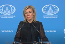 Zaharova: SAD nisu svjetionik demokratije, one su sidro demokratije